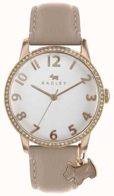 Radley Ladies Cobweb Stone Set Watch RY2724