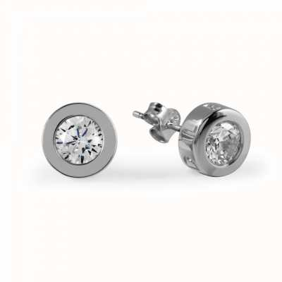 Radley Jewellery CZ Set Silver Stud Earrings RYJ1031
