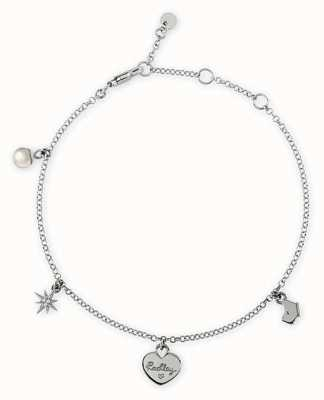 Radley Jewellery Silver Multi Charm Bracelet RYJ3023