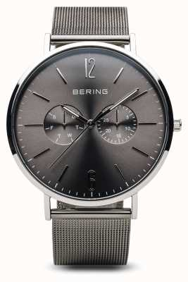 Bering Classic | Polished Silver | Men's 14240-308
