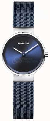 Bering Ladies Classic Watch Black Mesh 14526-307