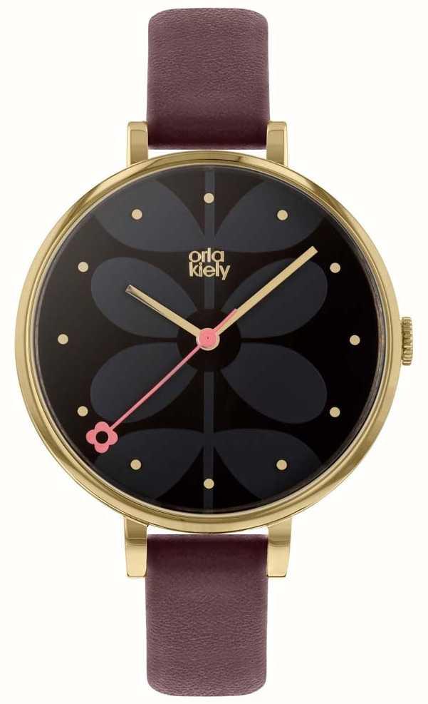 Orla Kiely Las Ivy Watch Large