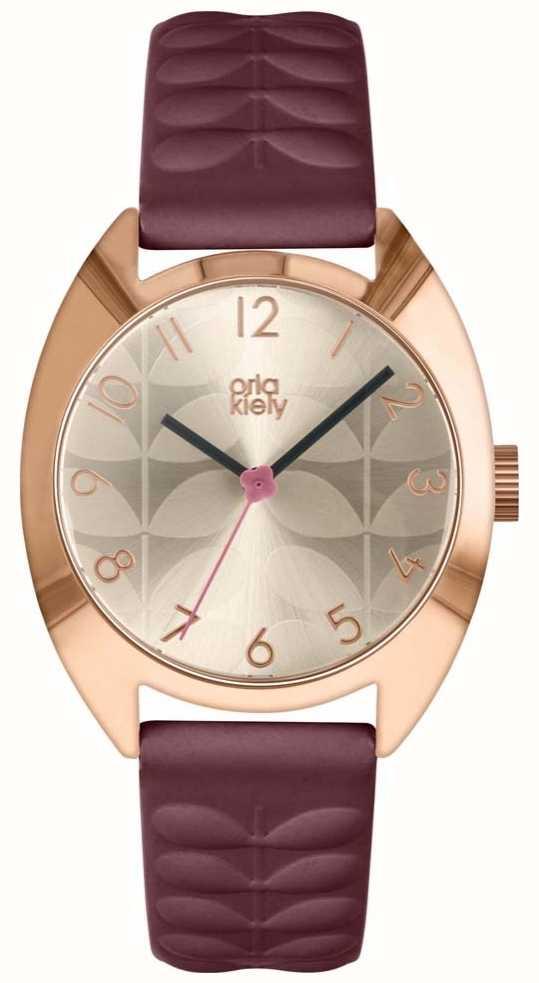 Orla Kiely Las Beatrice Watch
