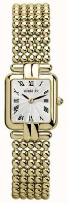Michel Herbelin Ladies | Classic Gold | Perles Watch 17473/BP08