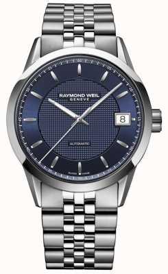 Raymond Weil Men's | Freelancer Dark Blue | Automatic Watch 2740-ST-50021