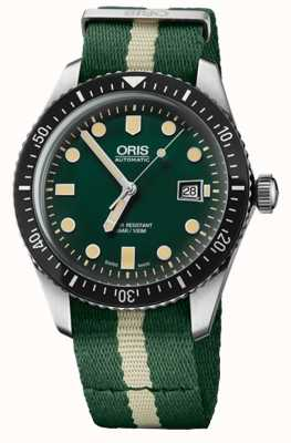 Oris Divers Sixty-Five Automatic Watch 01 733 7720 4057-07 5 21 24FC