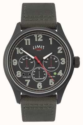 Limit | Men's Black Watch | 5969.01