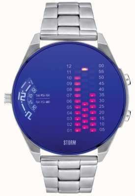 STORM   Digirem Lazer Blue Watch   47431/LB