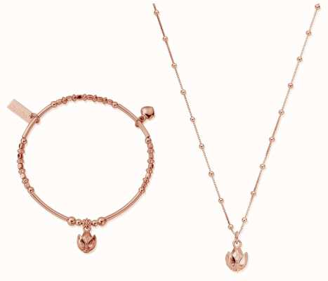 ChloBo | Rose Gold Beautiful Soul Set | Valentines 2019 RBNVAL19