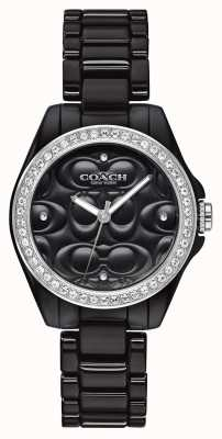 Coach | Modern Sport Watch | Black Face | Black Strap | 14503255
