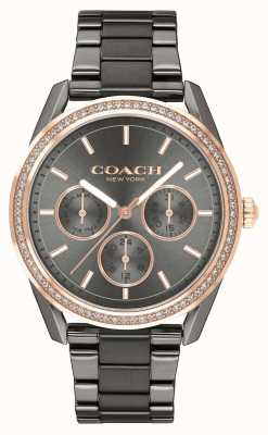 Coach | Preston Watch | Chronograph Stainless Steel Watch | 14503214