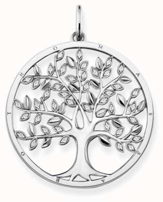 Thomas Sabo | Sterling Silver Tree Pendant | PE759-051-14