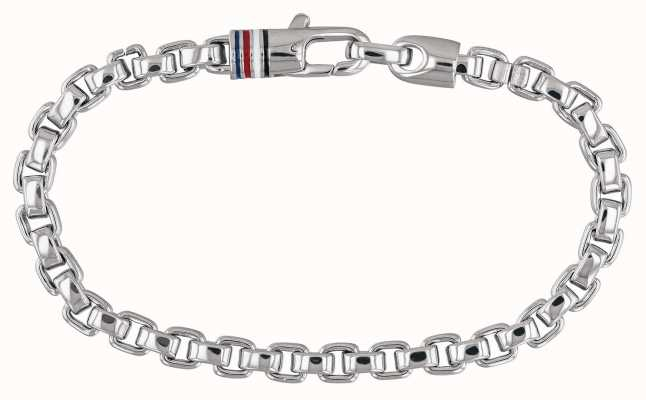 Tommy Hilfiger | Stainless Steel Box Chain Bracelet | 2790030