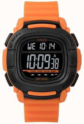 Timex | Boost Shock Orange And Black Digital | TW5M26500SU
