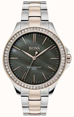 BOSS | Womens Two Tone Stainless Steel Bracelet | 1502452