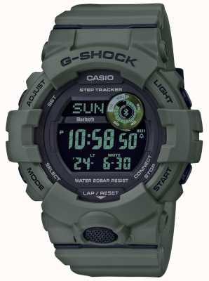 Casio | G-shock Green | Bluetooth | Smartwatch GBD-800UC-3ER