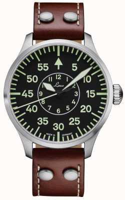 Laco | Aachen 42 | Pilot Automatic | Brown Leather Strap | 861690.2