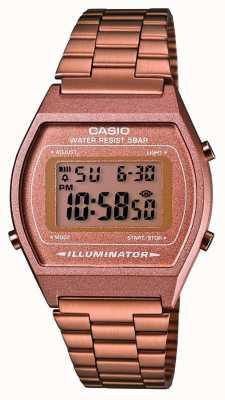Casio Unisex   Casio   Vintage   Rose Gold B640WC-5AEF