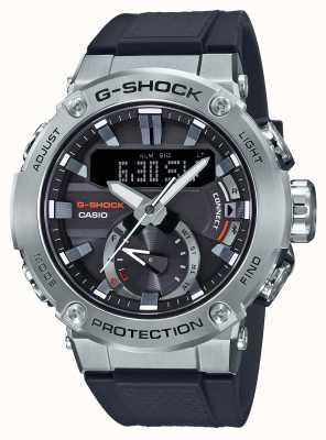Casio G-STEEL G-Shock Bluetooth Link 200m WR Rubber Strap GST-B200-1AER