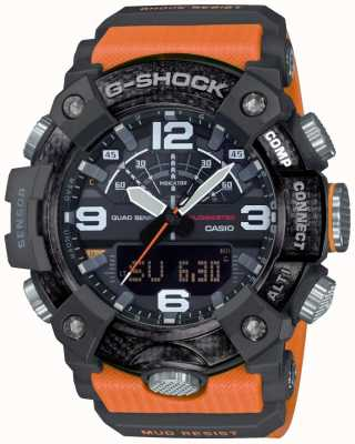 Casio Carbon Core MudMaster | Stopwatch | Bluetooth GG-B100-1A9ER