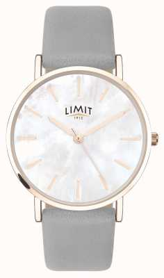 Limit | Womens Secret Garden | Grey Strap | Mother Of Pearl Dial | 60049.73