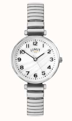 Limit | Womens Stainless Steel Bracelet | Mother Of Pearl Dial | 60062.01