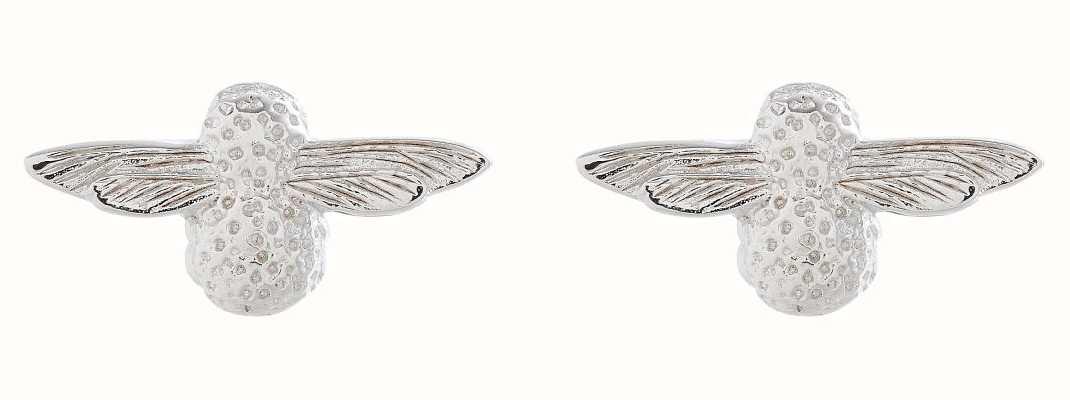 Olivia Burton | 3D Bee | Silver | Stud Earrings | OBJ16AME24