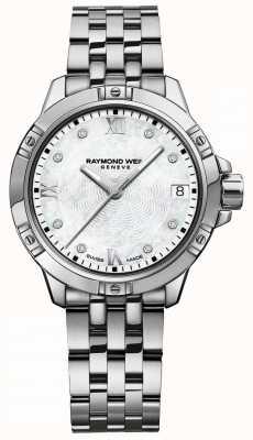 Raymond Weil | Women's Tango | Diamond Set Dial | Stainless Steel Bracelet 5960-ST-00995
