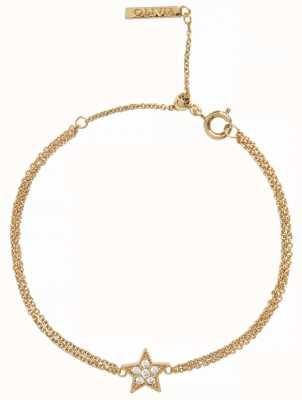 Olivia Burton | Celestial Star | Gold | Chain Bracelet | OBJ16CLB01
