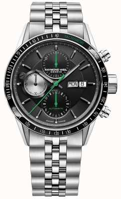 Raymond Weil Freelancer | Automatic | Chronograph | Black Dial 7731-ST1-20321