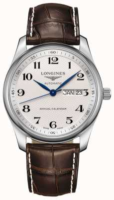 Longines Master Collection | Annual Calendar | Men's Swiss Automatic L29104783