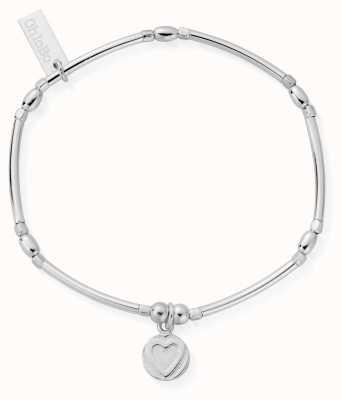 ChloBo | Sterling Silver 'Self Love' Bracelet | SBMNCR2525