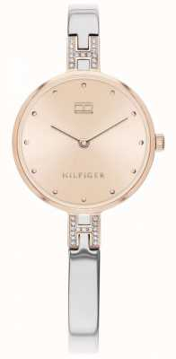 Tommy Hilfiger | Women's Kit | Stainless Steel Bracelet | Rose Gold Dial | 1782138