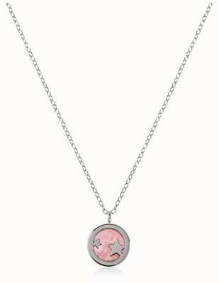 Radley Jewellery Stay Magical | Silver Rose Quartz Necklace | RYJ2101