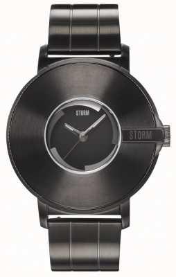 STORM   Camera V6 Slate   Limited Edition   Steel Bracelet 47463/SL