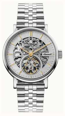 Ingersoll | The Charles Automatic | Stainless Steel Bracelet | I05803B
