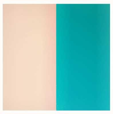 Les Georgettes 12mm Vinyl Insert | Nude/Aquatic (Ring) 703018584AX000