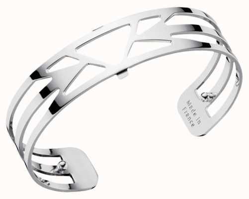 Les Georgettes 14mm Ibiza Silver Finish Bangle 70295961600000
