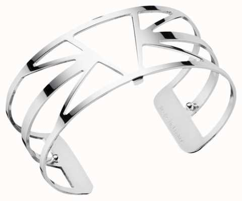 Les Georgettes 25mm Ibiza Silver Finish Bangle 70295951600000