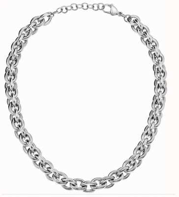 Calvin Klein Stainless Steel Statement Collection Necklace KJALMN000100