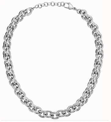Calvin Klein Stainless Steel Statement Collection Necklace KJALMN000100
