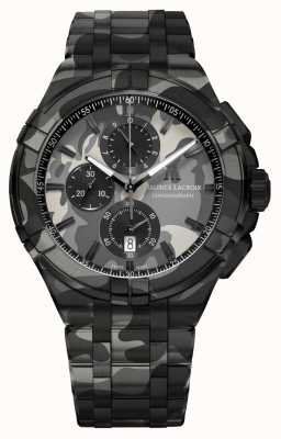 Maurice Lacroix Aikon   Limited Edition   Camouflage   Automatic AI1018-PVB02-336-1