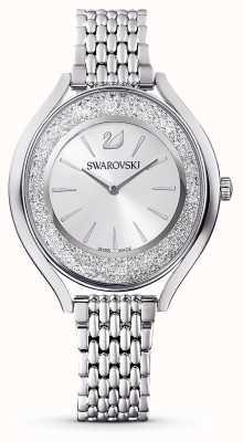 Swarovski Crystalline Aura | Stainless Steel Metal Bracelet | Silver 5519462
