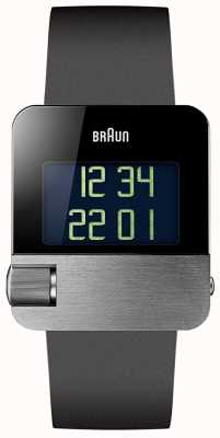 Braun Men's | Prestige | Digital | Black Rubber BN0106SLBKG