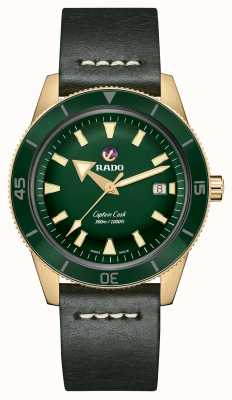 RADO XL 'Captain Cook' Automatic Bronze R32504315