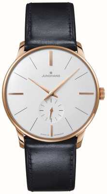 Junghans Meister Handwinding Rose Gold Case 027/5002.00
