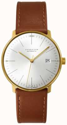 Junghans Max Bill Automatic Sapphire Glass 027/7002.02