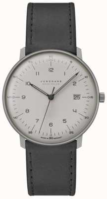 Junghans Max Bill MEGA Solar | Leather Strap 059/2023.04