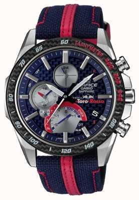 Casio | Edifice | Toro Rosso | Bluetooth Solar | Smartwatch EQB-1000TR-2AER