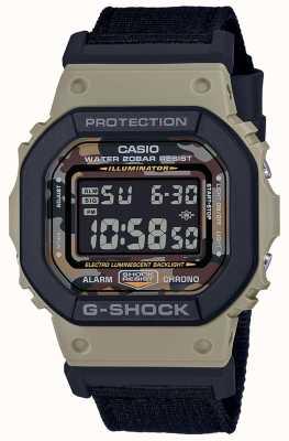 Casio G-Shock | Black Strap | Digital | Stop Watch DW-5610SUS-5ER